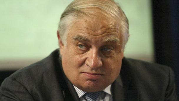 Peter Sutherland: wants more pay flexibility at third-level