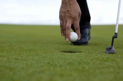GOLF: No sweet stroke played. Photo: Getty Images