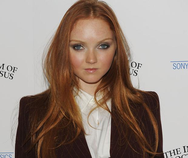 Lily Cole nude 148