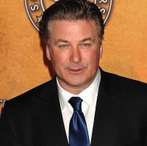 Alec Baldwin didn't need to work out for his latest role