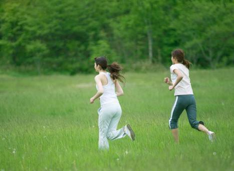 If you think you can, try to jog for longer than we've specified in your programme