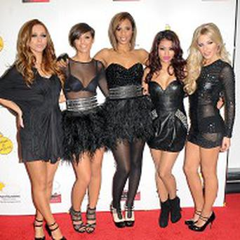 The Saturdays have a gig in the forest planned