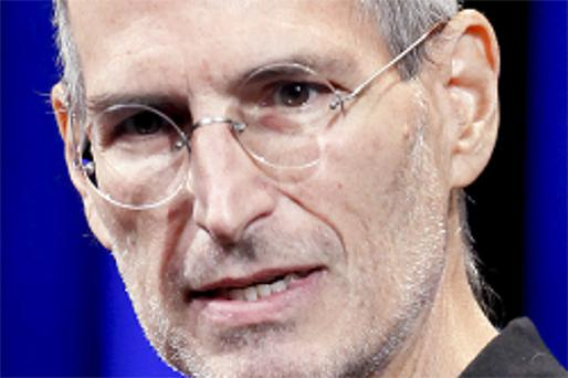 Steve Jobs: Apple CEO will launch the 'tablet' this week. Photo: Bloomberg News