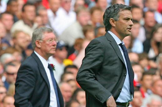 Mourinho has the supreme quality of a big-time manager - unbreakable bottle Photo: Getty Images
