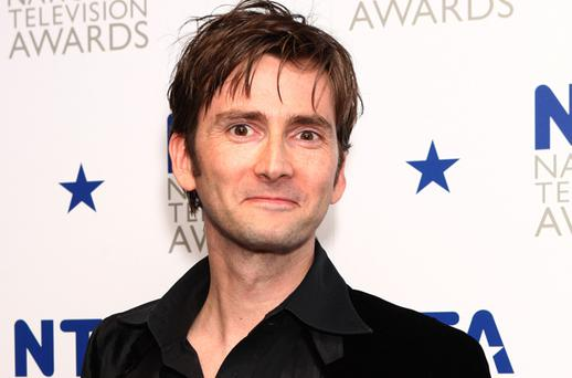 David Tennant, pictured, was replaced in Doctor Who by new Time Lord Matt Smith. Photo: Getty Images