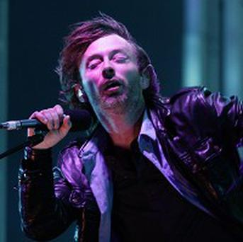 Radiohead gave a special concert for Haiti earthquake relief in Los Angeles