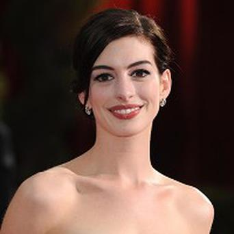 Anne Hathaway will be announcing Academy Award nominees this year