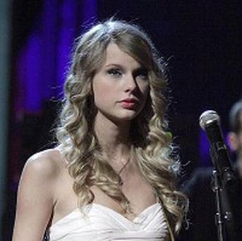 Taylor Swift received a warm message on her coffee cup