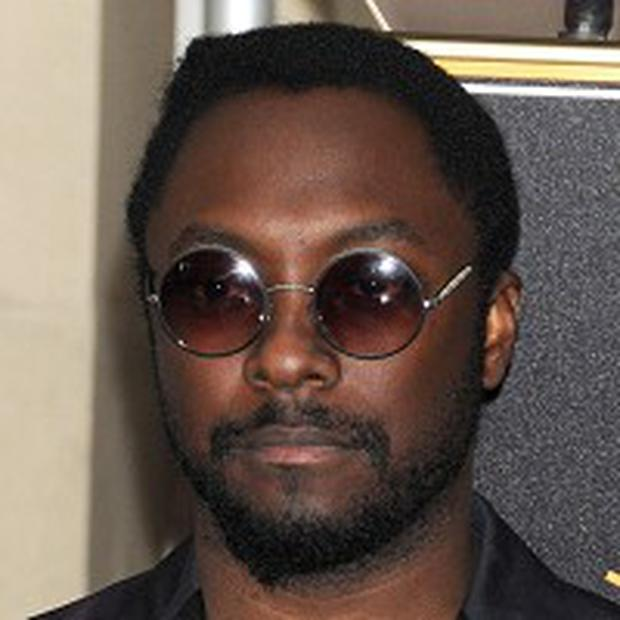 Will.i.am says his The Who cover 'fell out of the sky'