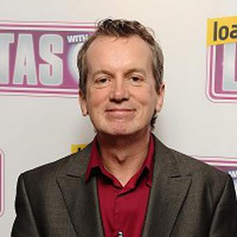 Frank Skinner wants to reunite the Three Lions team for a new song