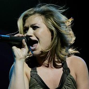 Kelly Clarkson said she loves performing in Manchester