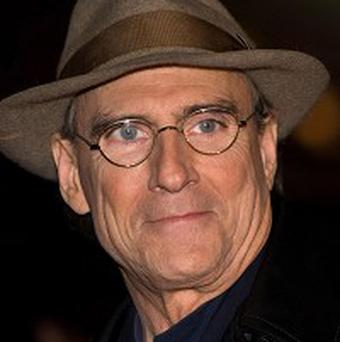 James Taylor will host a gala at Carnegie Hall