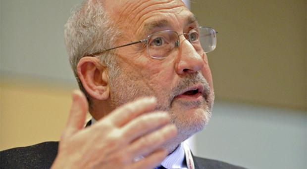 Nobel prize-winning economist, Prof Joseph Stiglitz. Photo: Bloomberg News