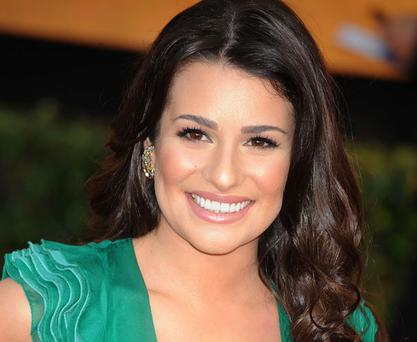 Actress Lea Michele plays Rachel in the new American show 'Glee'. Photo: Getty Images