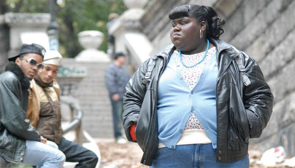 STAR TURN: Gabourey Sidibe brings a fierce dignity to the role of Precious and doesn't over play the tragedy.