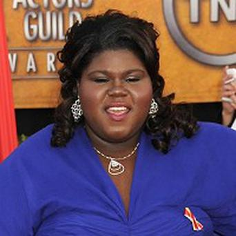 Gabourey Sidibe doesn't try to live up to the standards of Hollywood