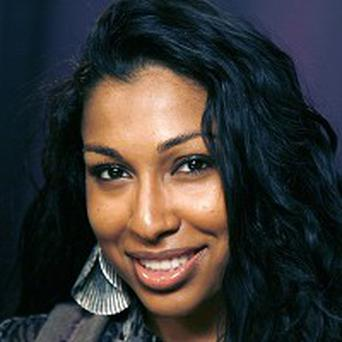 Melanie Fiona is up for a Grammy Award