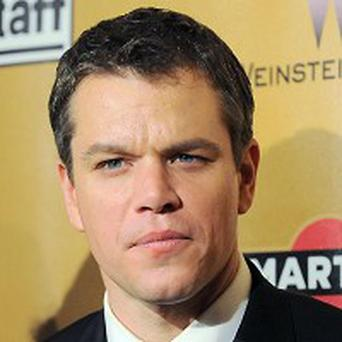 Matt Damon will be presented with his award in March