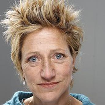 Edie Falco enjoyed exploring the relationship in 3 Backyards