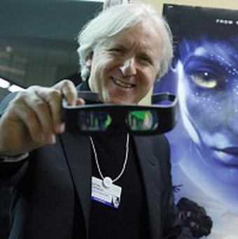 James Cameron's Avatar is closing in on the US box office record
