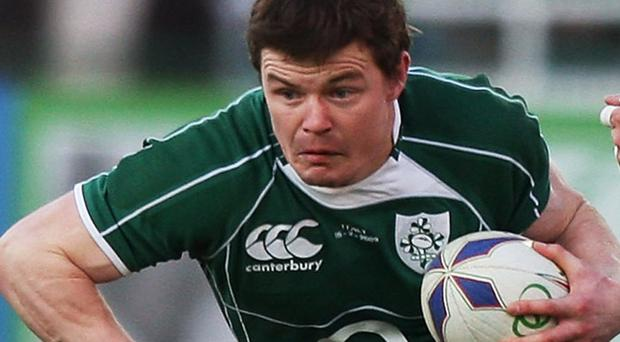 Brian O'Driscoll most influential player of the last 10 years Photo: Getty Images