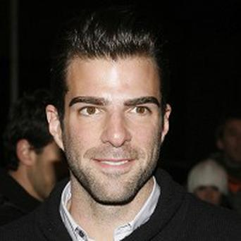 Zachary Quinto might play George Gershwin in a new film