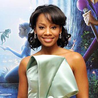 Anika Noni Rose won't be kissing any frogs in real life