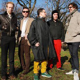 Hot Chip say they're not living the high life