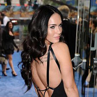 Megan Fox is up for worst actress at the Razzies