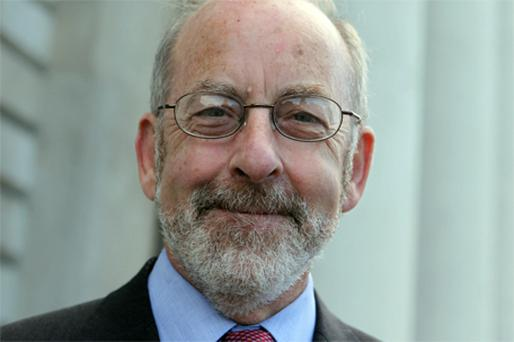 Central Bank Governor Dr Patrick Honohan. Photo: Bloomberg News