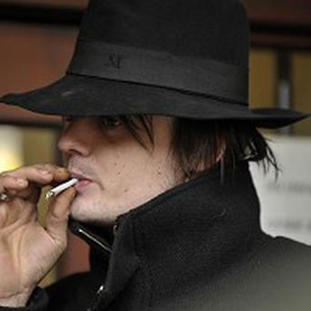 Pete Doherty is to appear in court over manager's crash