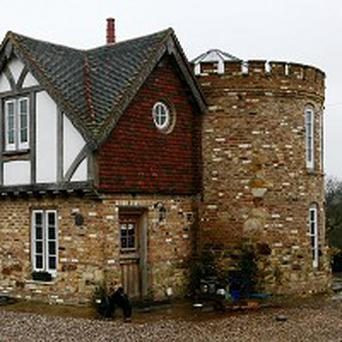 Man who secretly built castle has lost a High Court bid to save it from being demolished