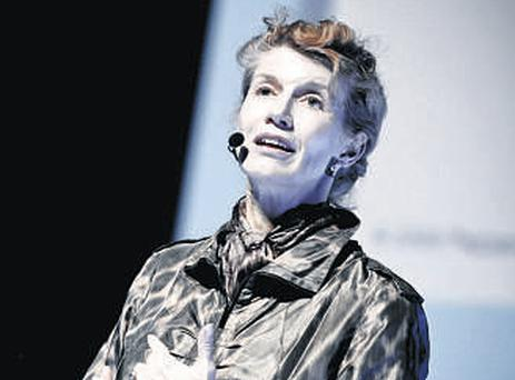 Dr Martha Rogers, author, business strategist, and a founding partner of Peppers & Rogers Group, the world's premier customercentred consultancy