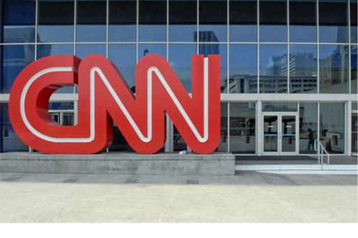 Time Warner's cable channels, such as CNN, brought in $4bn profit. Photo: Bloomberg News