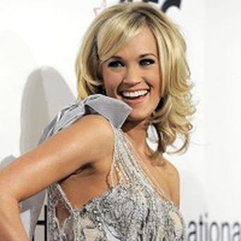 Carrie Underwood is moving into movies