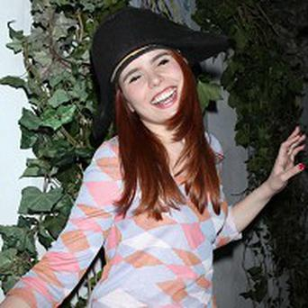 Paloma Faith is rooting for JLS at the Brits