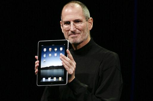 The Apple iPad could support an integrated camera, according to those who have investigated its hardware and software. Photo: Getty Images