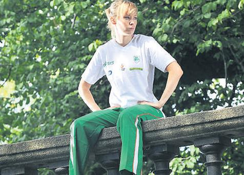 Derval O'Rourke admits she'll be rusty at this weekend's Woodies DIY Irish Indoor Championships