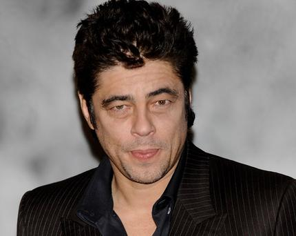 Benicio del Toro is known for his tortured roles - not least his latest as a monster in The Wolfman - but the man beneath the dark performances is a whole lot softer.