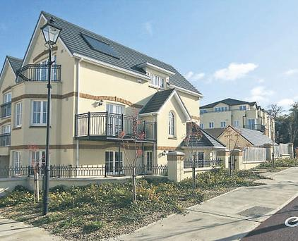 A five-bedroomdetached house at Seville Lawns, is guiding at €320,000