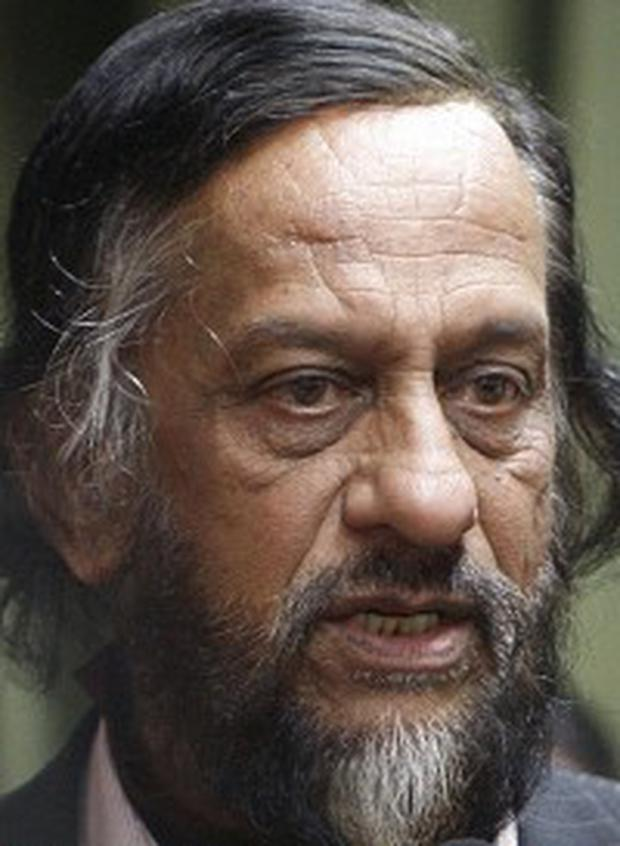 Head of the Intergovernmental Panel on Climate Change Rajendra Pachauri defends climate change research