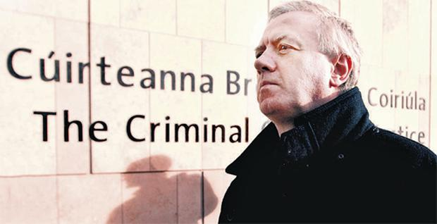 Eamonn Lillis at the Central Criminal Court
