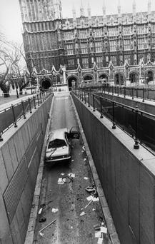 The INLA was responsible for some of the most infamous attacks of the Troubles, including the killing of Conservative MP Airey Neave in 1979. Photo: Getty Images