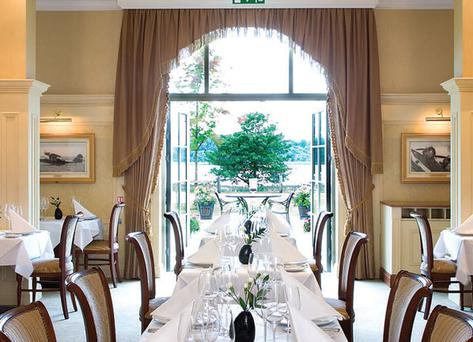 The Catalina Restaurant, Lough Erne Golf Resort, Enniskillen, Co.Fermanagh