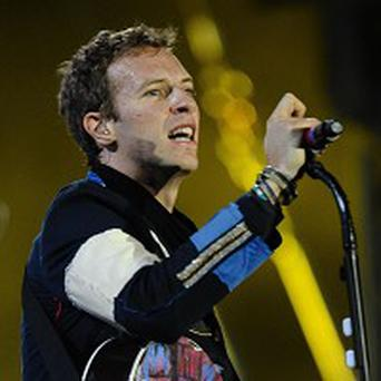 Chris Martin?s Viva La Vida tour jacket raised £9,600