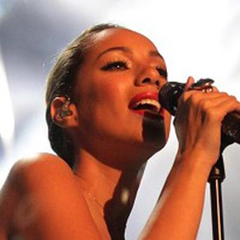Leona Lewis says she won't let being punched at a book signing affect her