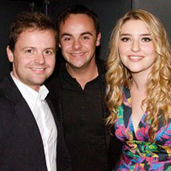 Ant and Dec attended Leddra Chapman's gig