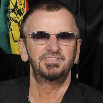Ringo Starr has been honoured with a star on the Hollywood Walk of Fame