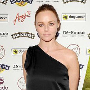 Stella McCartney says people should go and see Food, Inc