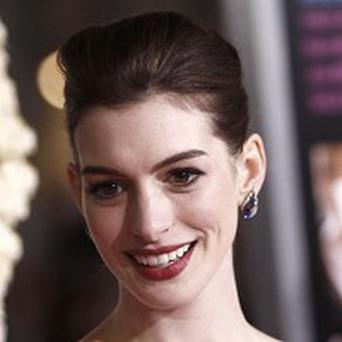 Anne Hathaway says she wouldn't mind working in TV
